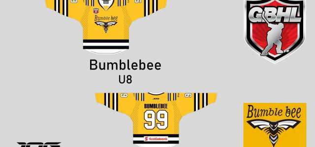 U8 Bumblebee jerseys
