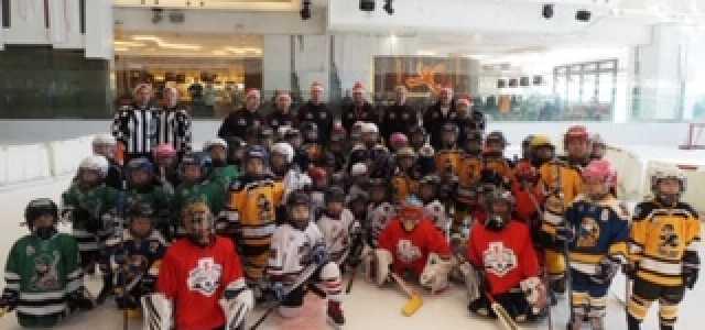 U8 - Junior Tigers Roar at Holiday Tournament