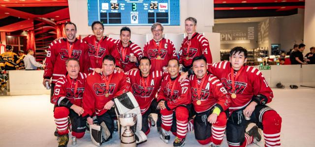 2018-2019 SCIHL Champs - Sam Wai Raptors